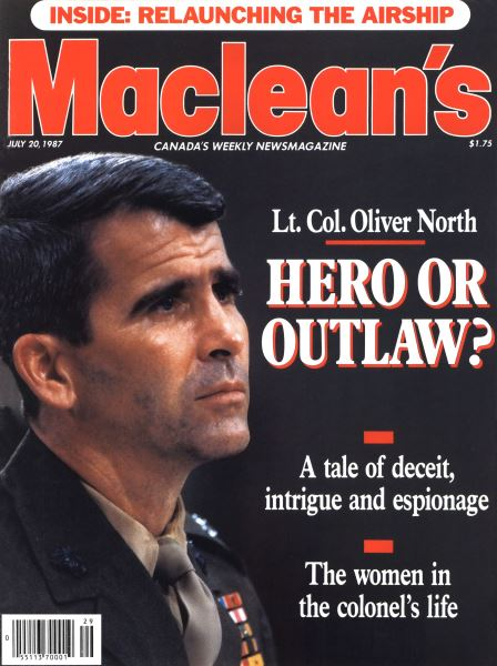 Issue: - July 1987 | Maclean's