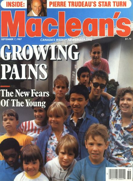 Issue: - September 1987 | Maclean's