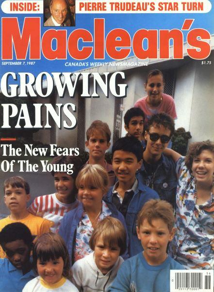 Issue: - September 1987 | Maclean's