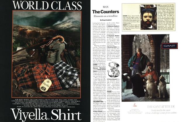 Article Preview: The Counters, September 1987 | Maclean's