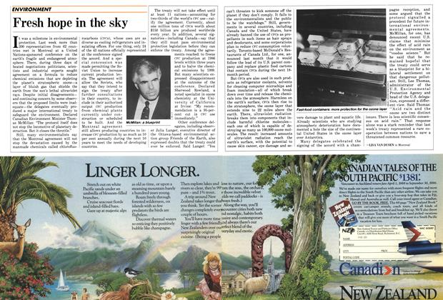 Article Preview: Fresh hope in the sky, September 1987 | Maclean's