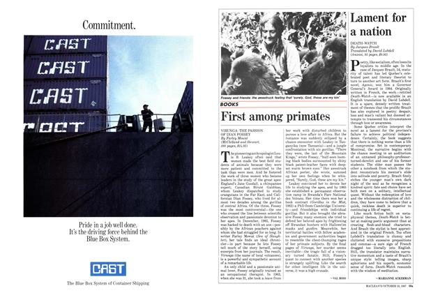 Article Preview: Lament for a nation, October 1987 | Maclean's