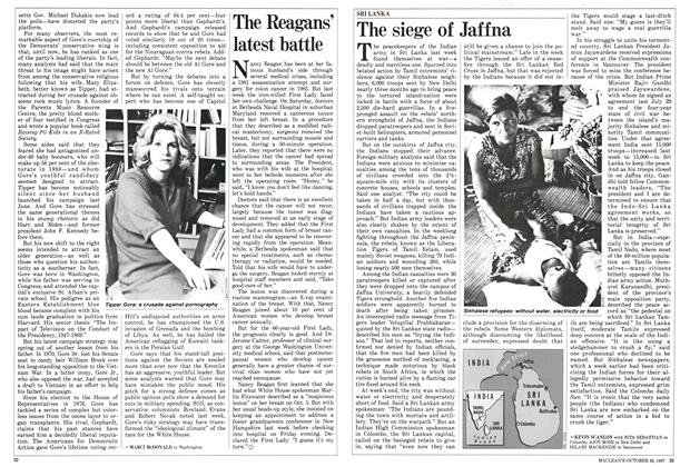 Article Preview: The siege of Jaffna, October 1987 | Maclean's