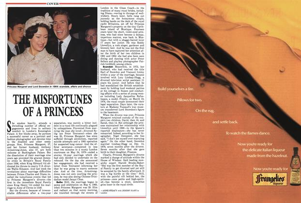 Article Preview: THE MISFORTUNES OF A PRINCESS, November 1987 | Maclean's