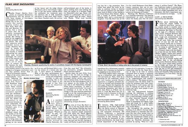 Article Preview: MACLEAN'S BEST-SELLER LIST, November 1987 | Maclean's
