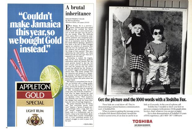 Article Preview: A brutal inheritance, December 1987 | Maclean's