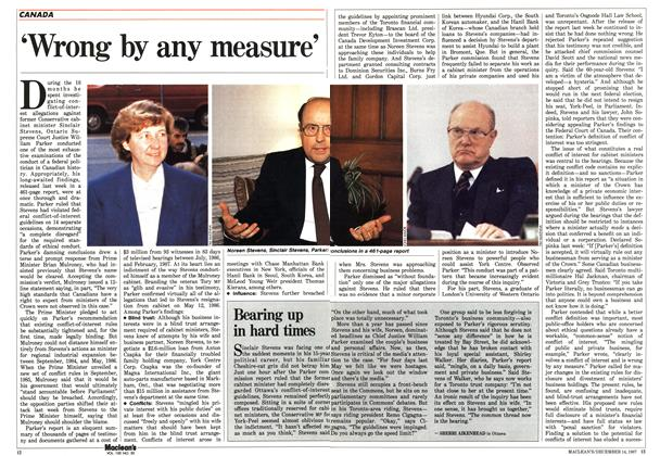 Article Preview: 'Wrong by any measure', December 1987 | Maclean's