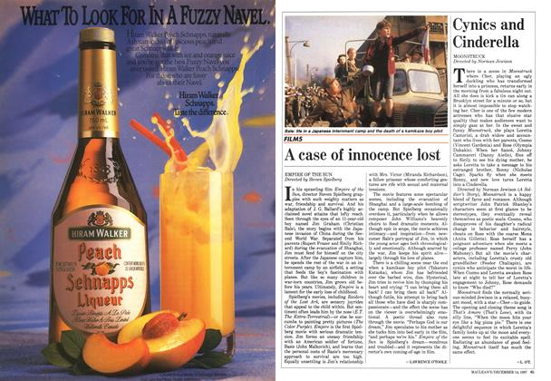 Article Preview: A case of innocence lost, December 1987 | Maclean's