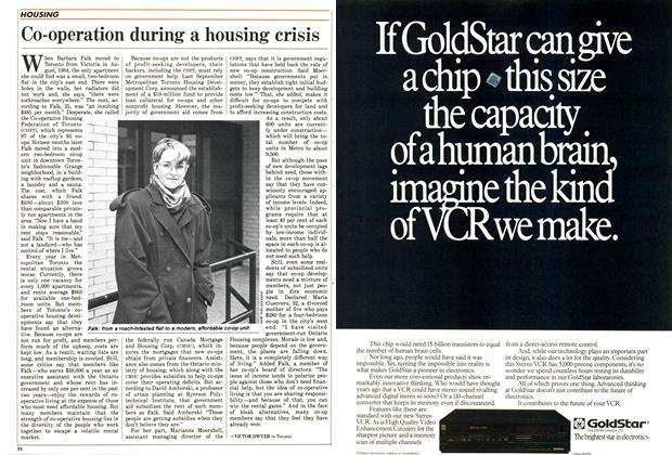 Article Preview: Co-operation during a housing crisis, December 1987 | Maclean's