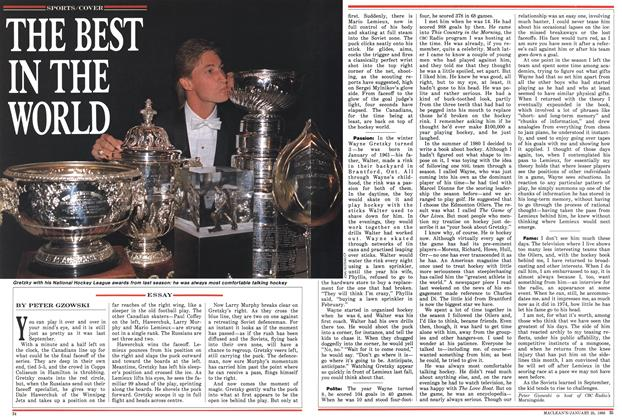 Article Preview: THE BEST IN THE WORLD, January 1988 | Maclean's