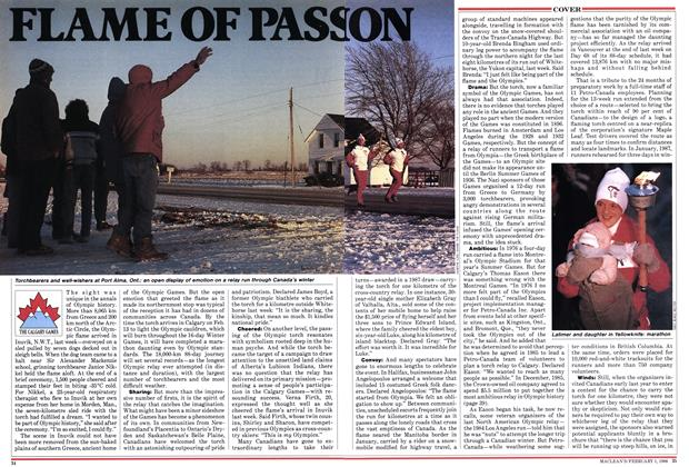 Article Preview: FLAME OF PASS ION, February 1988 | Maclean's