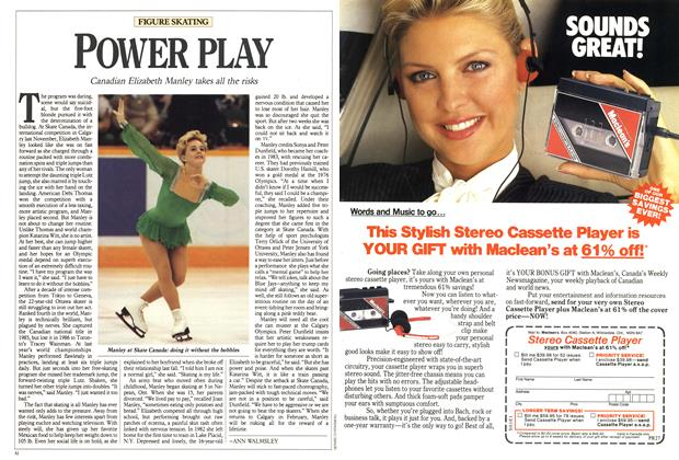 Article Preview: POWER PLAY, February 1988 | Maclean's