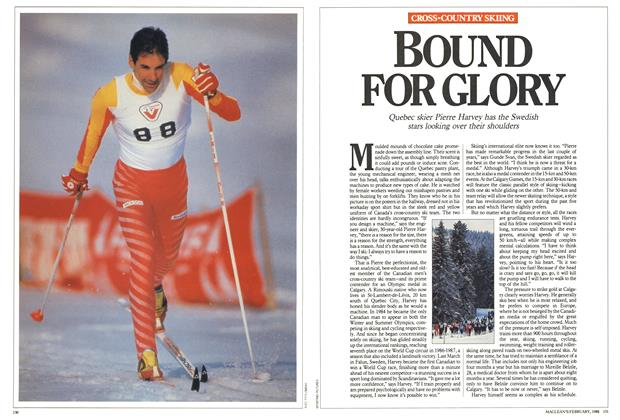 Article Preview: BOUND FOR GLORY, February 1988 | Maclean's