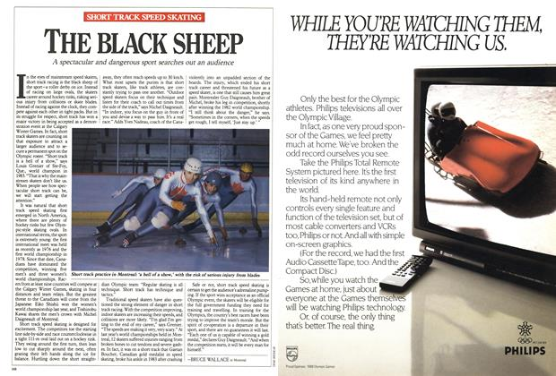 Article Preview: THE BLACK SHEEP, February 1988 | Maclean's