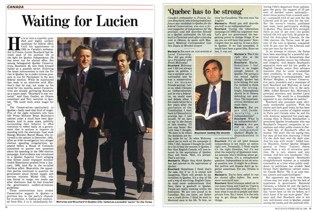 Article Preview: Waiting for Lucien, February 1988 | Maclean's