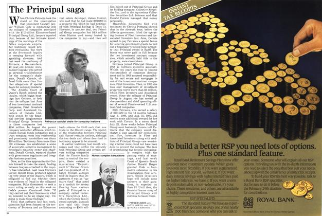 Article Preview: The Principal saga, February 1988 | Maclean's