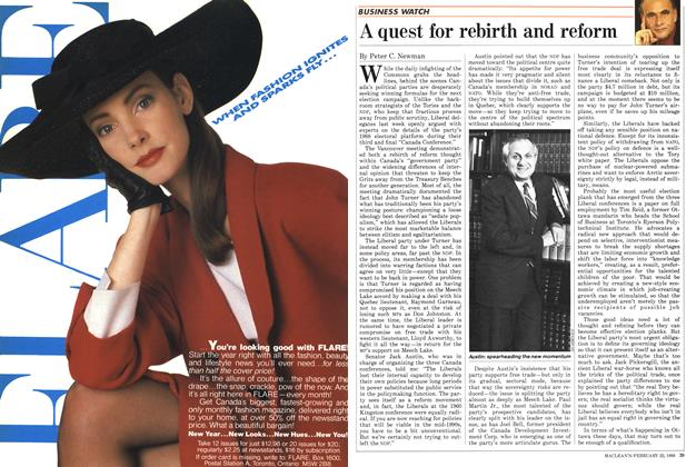 Article Preview: A quest for rebirth and reform, February 1988 | Maclean's