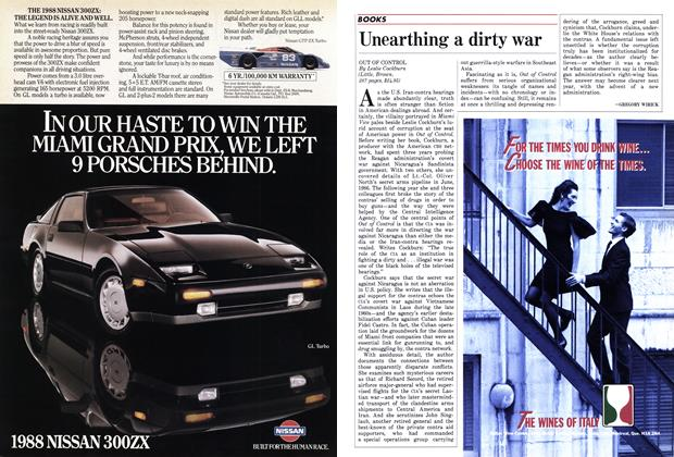 Article Preview: Unearthing a dirty war, March 1988 | Maclean's