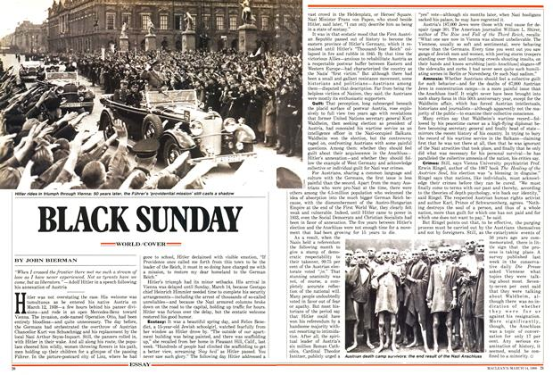 Article Preview: BLACK SUNDAY, March 1988 | Maclean's