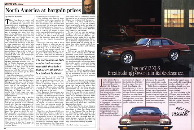 Article Preview: North America at bargain prices, March 1988 | Maclean's