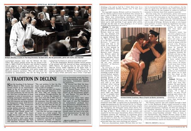 Article Preview: A TRADITION IN DECLINE, March 1988 | Maclean's