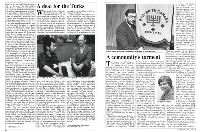 Article Preview: A deal for the Turks, April 1988 | Maclean's