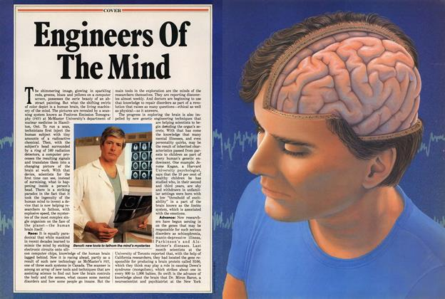 Article Preview: Engineers Of The Mind, April 1988 | Maclean's