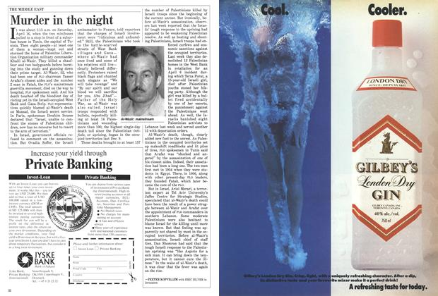 Article Preview: Murder in the night, April 1988 | Maclean's