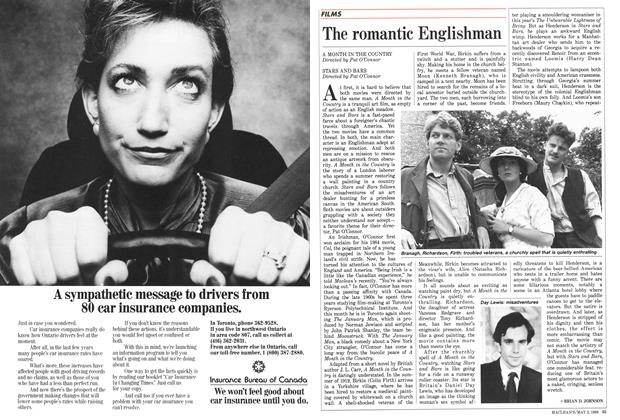 Article Preview: The romantic Englishman, May 1988 | Maclean's