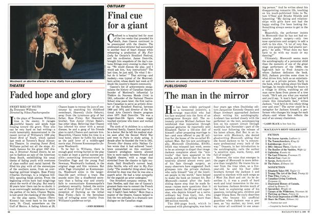 Article Preview: The man in the mirror, May 1988 | Maclean's