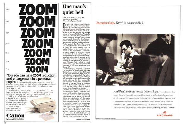 Article Preview: One man's quiet hell, May 1988 | Maclean's