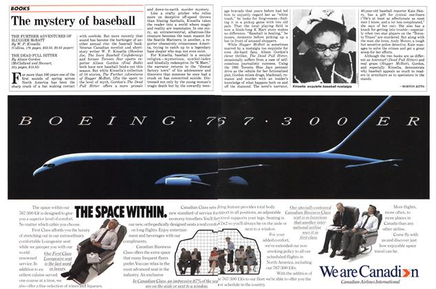 Article Preview: The mystery of baseball, May 1988 | Maclean's