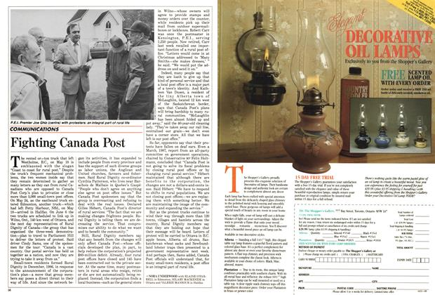 Article Preview: Fighting Canada Post, June 1988 | Maclean's