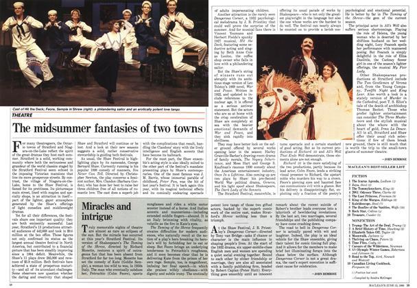 Article Preview: MACLEAN'S BEST-SELLER LIST, June 1988 | Maclean's