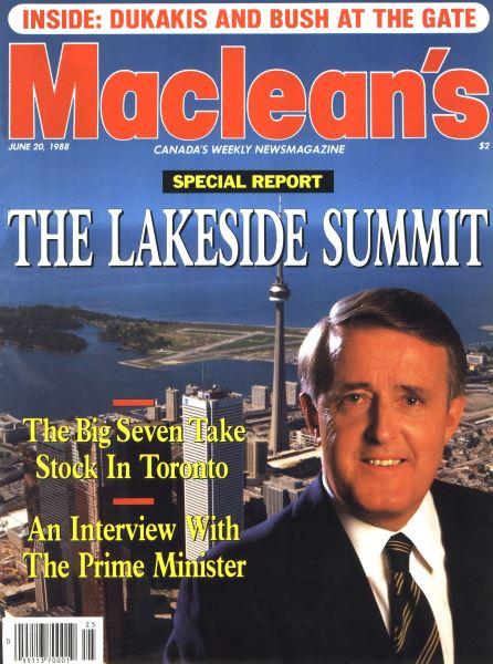 Issue: - June 1988 | Maclean's