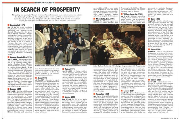Article Preview: IN SEARCH OF PROSPERITY, June 1988 | Maclean's