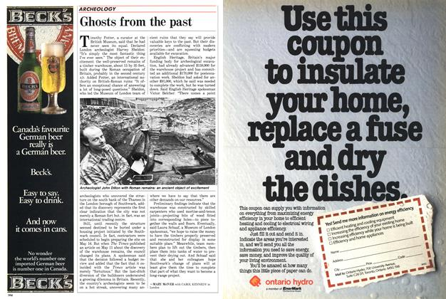 Article Preview: Ghosts from the past, June 1988 | Maclean's