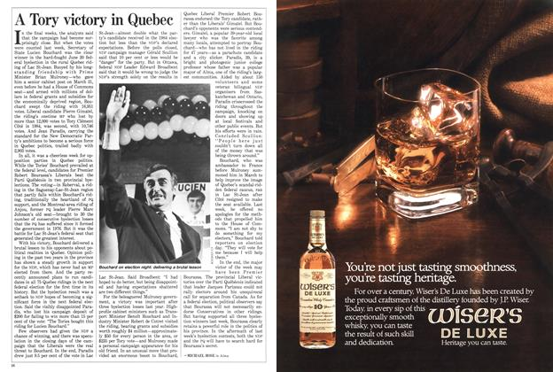 Article Preview: A Tory victory in Quebec, July 1988 | Maclean's