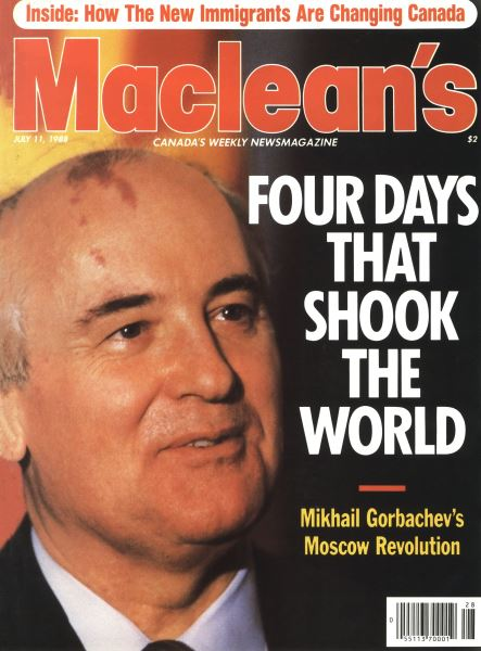 Issue: - July 1988 | Maclean's