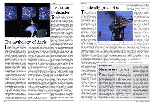 Article Preview: The deadly price of oil, July 1988 | Maclean's