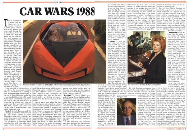 Article Preview: CAR WARS 1988, August 1988 | Maclean's