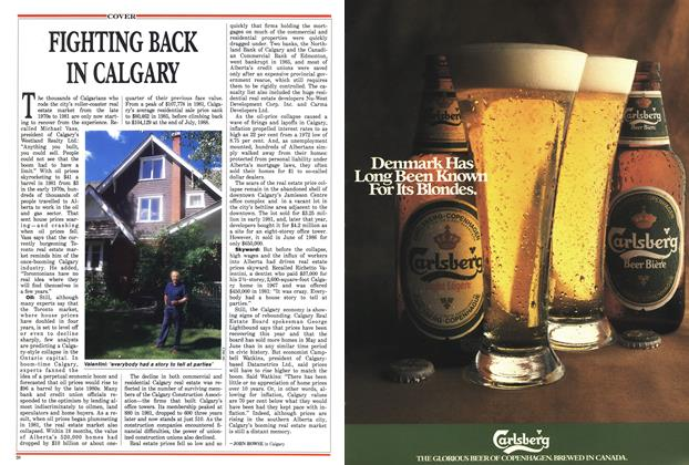 Article Preview: FIGHTING BACK IN CALGARY, August 1988 | Maclean's