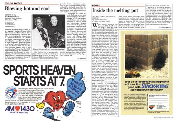 Article Preview: Inside the melting pot, August 1988 | Maclean's