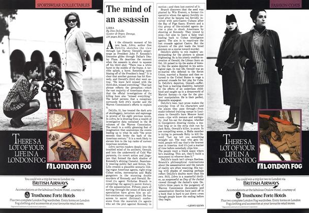 Article Preview: The mind of an assassin, August 1988 | Maclean's