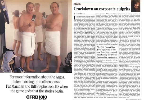 Article Preview: Crackdown on corporate culprits, August 1988 | Maclean's