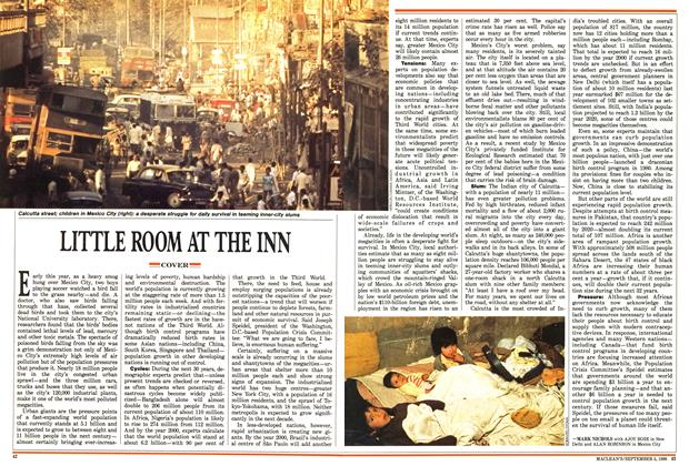 Article Preview: LITTLE ROOM AT THE INN, September 1988 | Maclean's