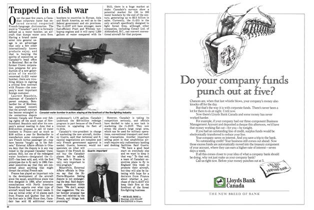 Article Preview: Trapped in a fish war, September 1988 | Maclean's