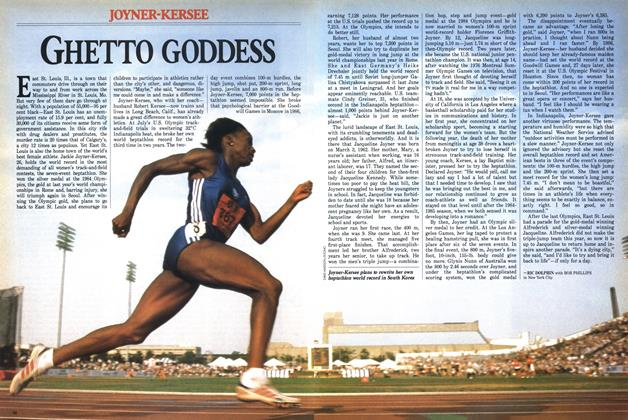 Article Preview: GHETTO GODDESS, September 1988 | Maclean's