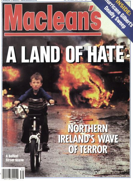 Issue: - September 1988 | Maclean's