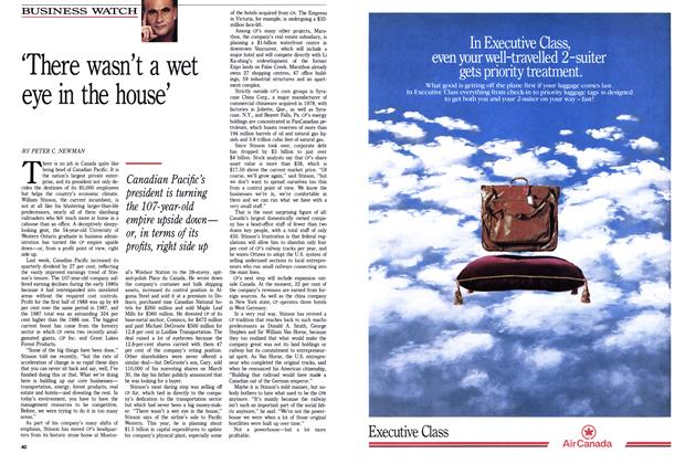 Article Preview: 'There wasn't a wet eye in the house', September 1988 | Maclean's